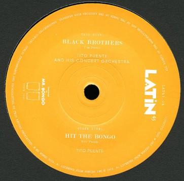 Black Brothers / Hit The Bongo