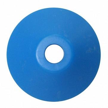 Plastic Cone Shape Record Centre Adaptor