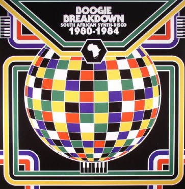 Boogie Breakdown: South African Synth Disco 1980-1984