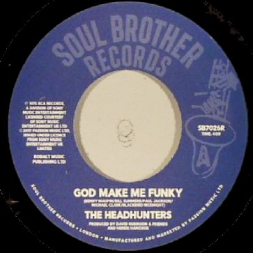 God Make Me Funky