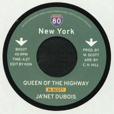 Queen Of The Highway (KON Edit)