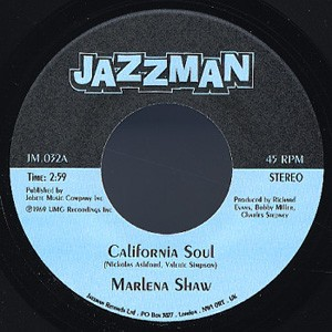 California Soul / Wade in the Water
