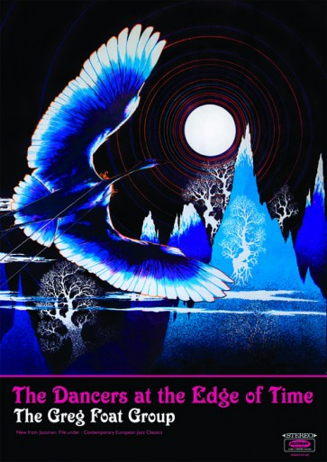 Greg Foat - Dancers at the Edge of Time - Poster