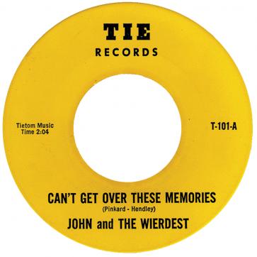 Northern Soul Classics & Rarities - Label Sticker - John & the Weirdest