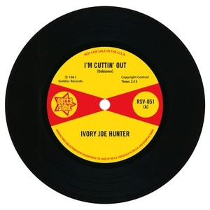 I'm Cuttin' Out / You Only Want Me When You Need Me