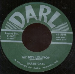 My Boy Lollypop