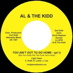 You Ain't Gotta Go Home (But You Gotta Get The Funk Out'a Here)