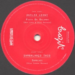 Anilza Leoni - Balumba / Sambalanca Trio - Sam Blues