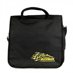 "Jazzman 12"" LP Record Bag"