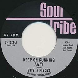 Keep On Running Away