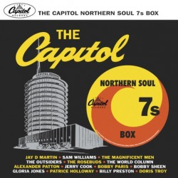 The Capitol Northern Soul 7s Box