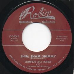 Shim Sham Shimmy / Drunk Again