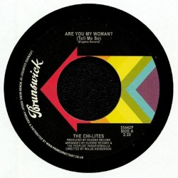 Are You My Woman? (Tell Me So)