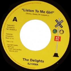 Listen To Me Girl