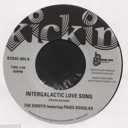 Intergalactic Love Song
