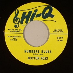 Numbers Blues / Cannonball