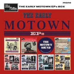 The Early Motown EPs Box Set