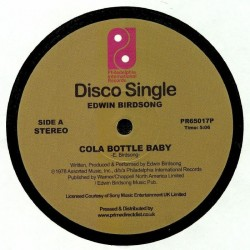 Cola Bottle Baby