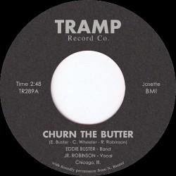 Churn The Butter