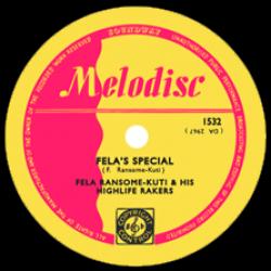 Fela's Special