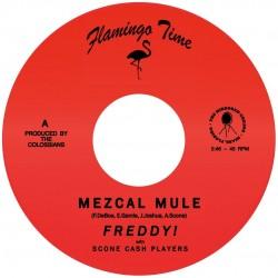 Mezcal Mule