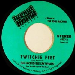 Twitchie Feet