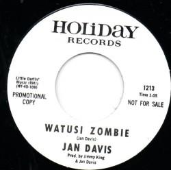 Watusi Zombie