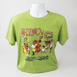 Arsenio Rodriguez T Shirt