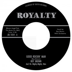 Good Rockin' Man / Everything's Alright