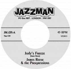 Jody's Freeze / Let's Go (It's Summertime)