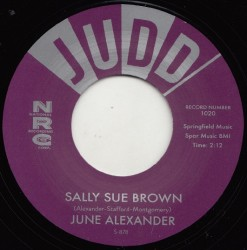 Sally Sue Brown