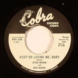Keep On Loving Me Baby /  Double Trouble