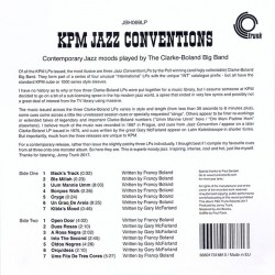 KPM Jazz Conventions