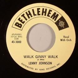 Walk Ginny Walk