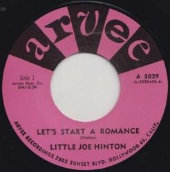 Let's Start A Romance