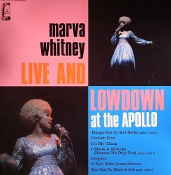 Live And Lowdown At The Apollo