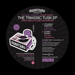 The Triassic Tusk EP: Afro Disco Club Favourites