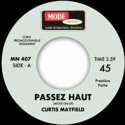 Passez Haut (Move On Up)