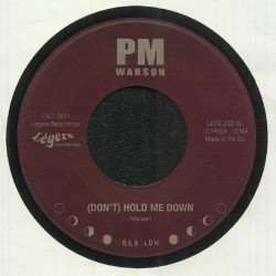 (Don't) Hold Me Down
