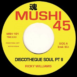 Discotheque Soul Part II