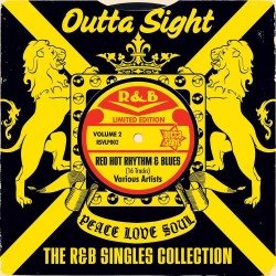 The R&B Singles Collection Vol 2