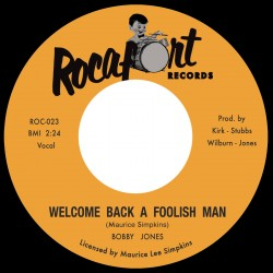 Welcome Back A Foolish Man