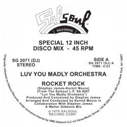 Rocket Rock