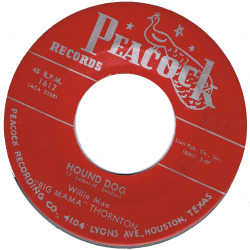 RnB Classics & Rarities - Label Sticker - Big Mama Thornton