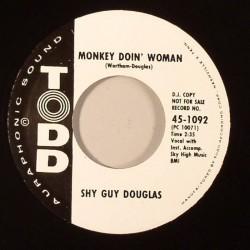 Monkey Doin' Woman