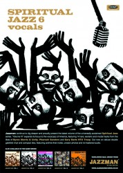 Spiritual Jazz 6 - Vocals - Poster