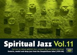 Spiritual Jazz 11 - SteepleChase - Poster