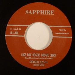 Juke Box Boogie Boogie Chick