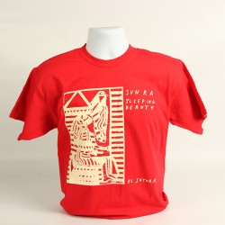 Sun Ra Sleeping Beauty Tee Shirt