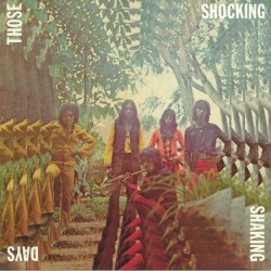 Those Shocking Shaking Days: Indonesian Hard Psychedelic Progressive Rock & Funk 1970-1978